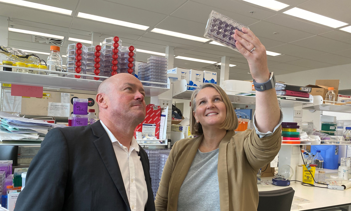 Sementis raises $5m for COVID vaccine as Hickinbotham takes majority stake - InDaily
